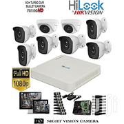 Hikvision - Hi LOOK CCTV Complete 8channel Dvr With Cameras | Cameras, Video Cameras & Accessories for sale in Greater Accra, Adenta Municipal