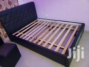 Black Sweet Melody Bed Frame | Furniture for sale in Greater Accra, Bubuashie