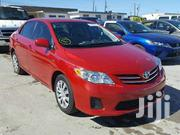 Toyota Corolla 2009 Red | Cars for sale in Greater Accra, Tema Metropolitan