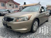 Honda Accord 2010 Gold | Cars for sale in Greater Accra, Adenta Municipal