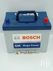 Bosch Battery 15pltes Free Delivery | Vehicle Parts & Accessories for sale in Greater Accra, Airport Residential Area