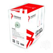 Premax Cat6 Cable | Cameras, Video Cameras & Accessories for sale in Greater Accra, Adenta Municipal