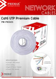 CAT6 Pure Coper Outdoor Cable | Cameras, Video Cameras & Accessories for sale in Greater Accra, Adenta Municipal