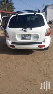 Hyundai Santa Fe 2003 3.5 White | Cars for sale in Greater Accra, Ga South Municipal