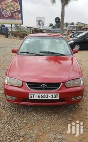 Toyota Corolla 2001 Fielder 1.8 S Red | Cars for sale in Brong Ahafo, Techiman Municipal