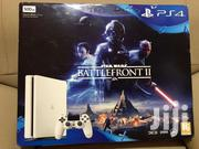 Battle Front II White Color 500GB (Brand New Sealed) | Video Game Consoles for sale in Greater Accra, Dzorwulu