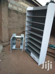 White/Grey Shoe Rack | Furniture for sale in Greater Accra, Adenta Municipal