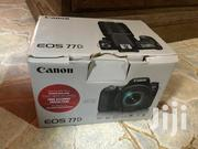 Canon 77d Body Only | Cameras, Video Cameras & Accessories for sale in Greater Accra, East Legon (Okponglo)