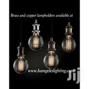 Modern Brass And Copper Lampholders Lights For Sale | Home Accessories for sale in Greater Accra, Airport Residential Area