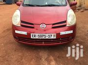 Nissan Note 2007 Red | Cars for sale in Greater Accra, Adenta Municipal