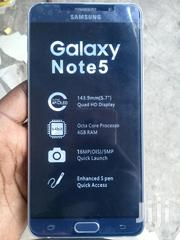 New Samsung Galaxy Note 5 32 GB Black | Mobile Phones for sale in Greater Accra, Tema Metropolitan