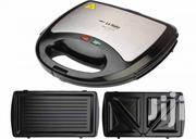 La Italia Sandwich Maker Multi Grill 2 In 1 | Kitchen Appliances for sale in Greater Accra, Accra Metropolitan