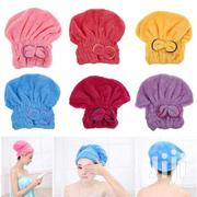 Hair Towel Hat Wrap | Clothing Accessories for sale in Greater Accra, Kwashieman