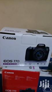 Canon Rebel Eos 77d + Lens | Cameras, Video Cameras & Accessories for sale in Greater Accra, Kokomlemle