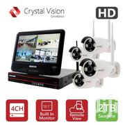 Crystal Vision Technology TRUE HD Wireless | Cameras, Video Cameras & Accessories for sale in Greater Accra, Nungua East