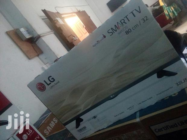 Brand New LG 32 Inches Smart Led Tv