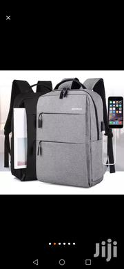 Unisex Anti-theft Travel Casual USB Laptop Bag Smart USB Port Backpack | Bags for sale in Greater Accra, Dzorwulu