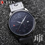 CURREN Luxury Brand Mens Watches Military Sport Wristwatch | Watches for sale in Greater Accra, Adenta Municipal