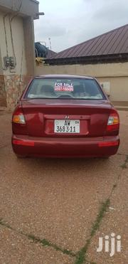 Hyundai Accent 2002 Red | Cars for sale in Ashanti, Kumasi Metropolitan