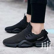 Black Fashion Outdoor Sneakers | Shoes for sale in Greater Accra, Accra Metropolitan