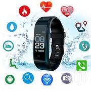 Generic 0.96in TFT Display Sport Fitness Tracker Wristband Watch | Watches for sale in Greater Accra, Ledzokuku-Krowor