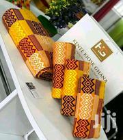 Hand Weaved Bonwire Kente Cloth, New | Clothing for sale in Greater Accra, Labadi-Aborm