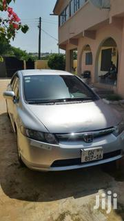 Honda Civic 2008 1.8i VTEC Silver | Cars for sale in Greater Accra, Dansoman