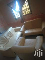Leather Sofa | Furniture for sale in Greater Accra, Teshie new Town