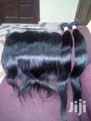 Brazilian Virgin Quality Silky Straight Hair With 18 Inches Ear To Ear | Hair Beauty for sale in Greater Accra, Accra Metropolitan