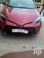 New Toyota Corolla 2019 LE (1.8L 4cyl 2A) Red | Cars for sale in Greater Accra, Accra Metropolitan