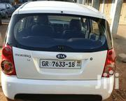 Kia Picanto 2008 1.1 Automatic White | Cars for sale in Western Region, Juabeso