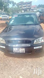 Hyundai Accent 2002 Black | Cars for sale in Greater Accra, Achimota