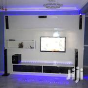 Wall Mount Complete TV Cabinet From KSA Furniture | Furniture for sale in Greater Accra, Kwashieman