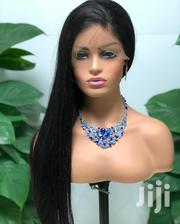 18 Inches Indian Remy 180 Frontal Wig Cap | Hair Beauty for sale in Greater Accra, Dansoman