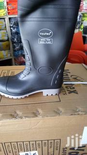 Vaultex Steel Toe(Steel Plate ) Wellington Boots | Safety Equipment for sale in Greater Accra, Kwashieman