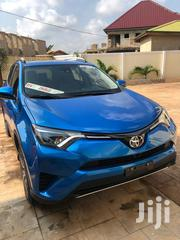 New Toyota RAV4 2017 XLE AWD (2.5L 4cyl 6A) Blue | Cars for sale in Greater Accra, East Legon (Okponglo)