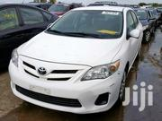 Toyota Corolla 2012 White | Cars for sale in Greater Accra, East Legon (Okponglo)