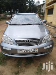 Toyota Corolla 2003 Silver | Cars for sale in Western Region, Shama Ahanta East Metropolitan