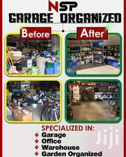 Garage Organized | Cleaning Services for sale in Greater Accra, Nungua East