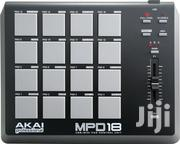 Akai Professional MPD18 Compact Pad Controller | Audio & Music Equipment for sale in Greater Accra, Kwashieman