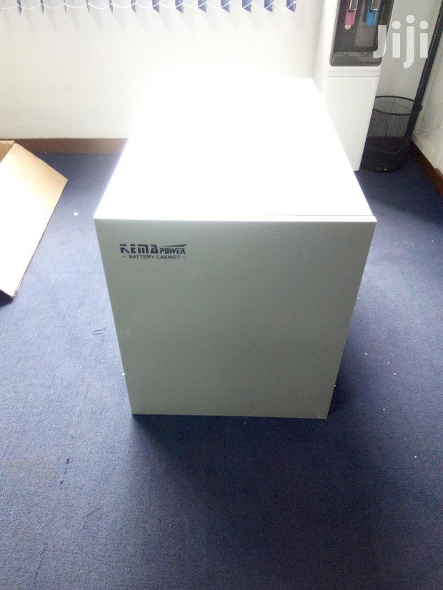Archive: Solar Battery Cabinet