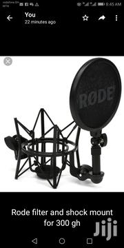 Rode Filter And Shock Mount | Audio & Music Equipment for sale in Greater Accra, Accra Metropolitan