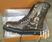 LOUIS VUITTON LONG BOOTS | Shoes for sale in Greater Accra, Accra Metropolitan
