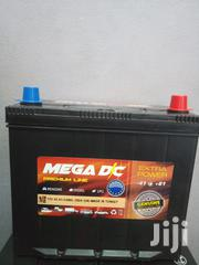 Car Battery 11 Plate (Mega Dc) | Vehicle Parts & Accessories for sale in Greater Accra, Akweteyman