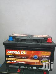 Car Battery 15plates(Mega DC) | Vehicle Parts & Accessories for sale in Greater Accra, Ashaiman Municipal