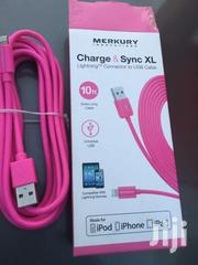 Original 10ft iPhone Cable | Clothing Accessories for sale in Greater Accra, East Legon (Okponglo)