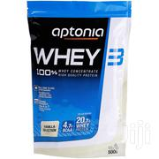 Whey Protein Muscle/Bodybuilding/Fitness Supplement 500g | Vitamins & Supplements for sale in Greater Accra, Korle Gonno