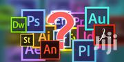 Adobe CC 2018 Full Collection For Mac Or Win | Software for sale in Greater Accra, North Dzorwulu