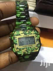 Casio Illuminator Army Color Watch   Watches for sale in Greater Accra, Adenta Municipal