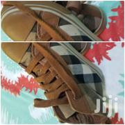 Burberry Vintage Check ANKLE Unisex Boots (Used) | Children's Shoes for sale in Greater Accra, Odorkor